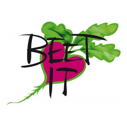 Beet it logo