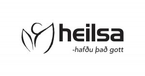 Heilsa Facebook Share logo